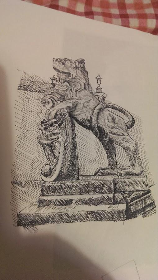 Stature in Russborough